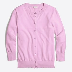 FIVE J Crew Clara Collection cardigans